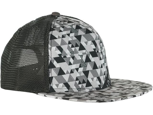 La Sportiva Vertic Trucker Hat Herr carbon/light grey